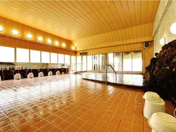 八幡平マウンテンホテル「大浴場」
