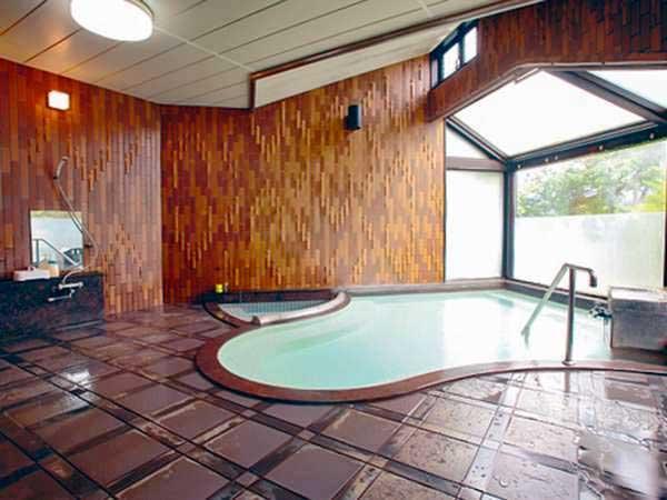 自然休養村 なかやま荘「大浴場」