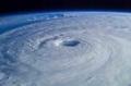 巨大台風の目