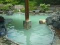 松川荘 露天風呂