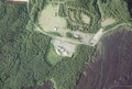 焼走り熔岩流と国際交流村