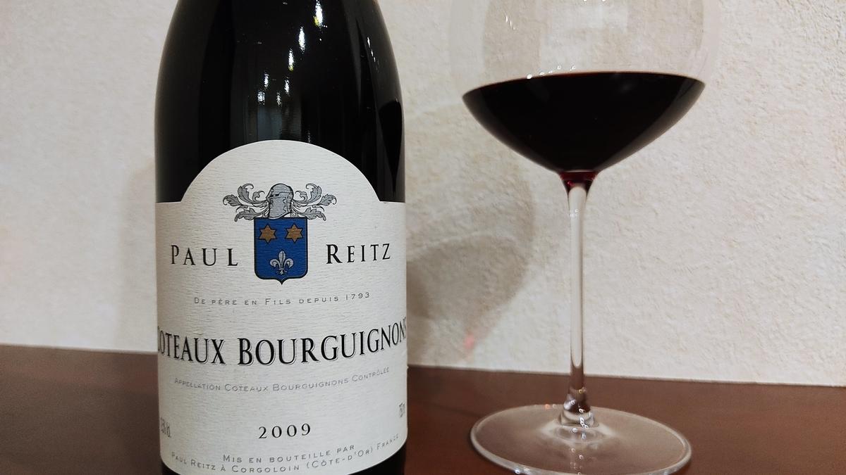 Coteaux Bourguignons 2009