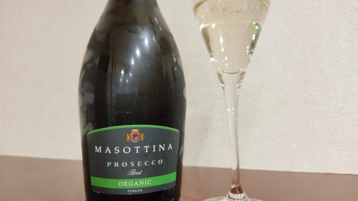 Masottina Prosecco Brut Organic