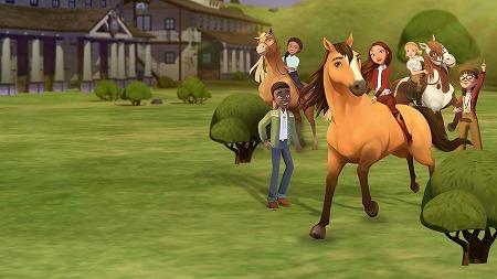 イケメンな馬