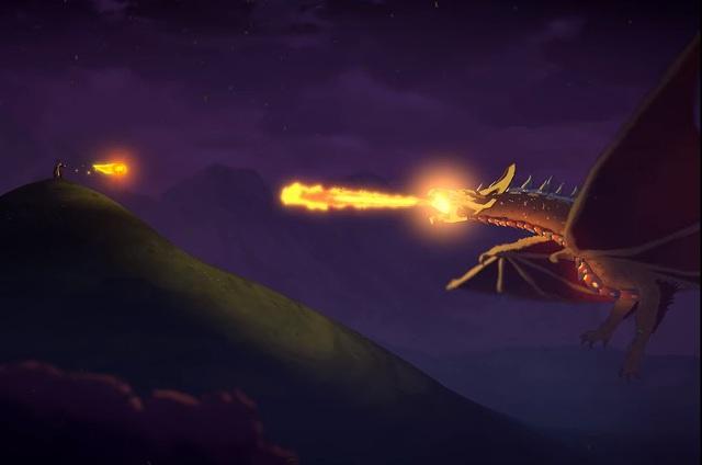 ドラゴン王子シーズン3