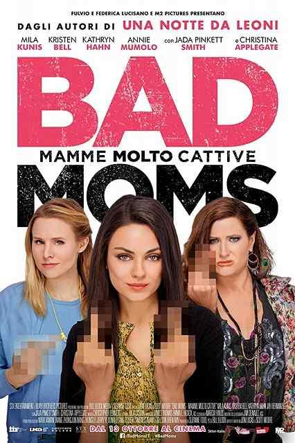 とっても笑える!ぶっ飛んでる悪いママさんコメディ…Netflix映画バッドママ(感想、結末)