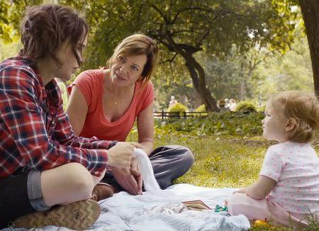 タルーラとマーゴと赤ちゃん