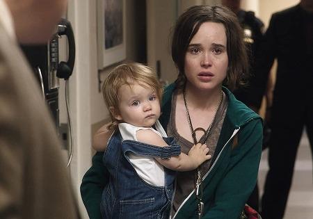 タルーラと赤ちゃん