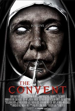 ザ・コンヴェント(The Convent)2018年の海外ポスター