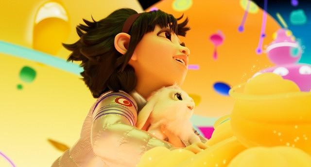 Netflix映画『フェイフェイと月の冒険』はディズニーのパクリなのか?実は違うんです。