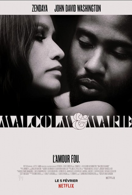 やってくれたな!「映画はこうあるべき」という型をぶち壊した不思議な魅力がある映画…Netflix映画マルコム&マリー(感想)