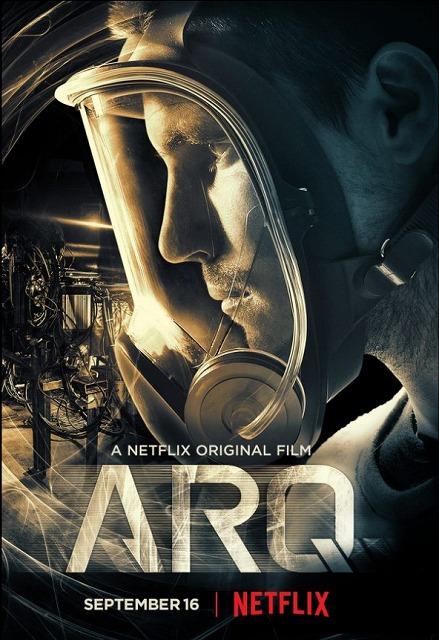 タイムループ系のSF×スリラー…Netflix映画ARQ時の牢獄(感想)