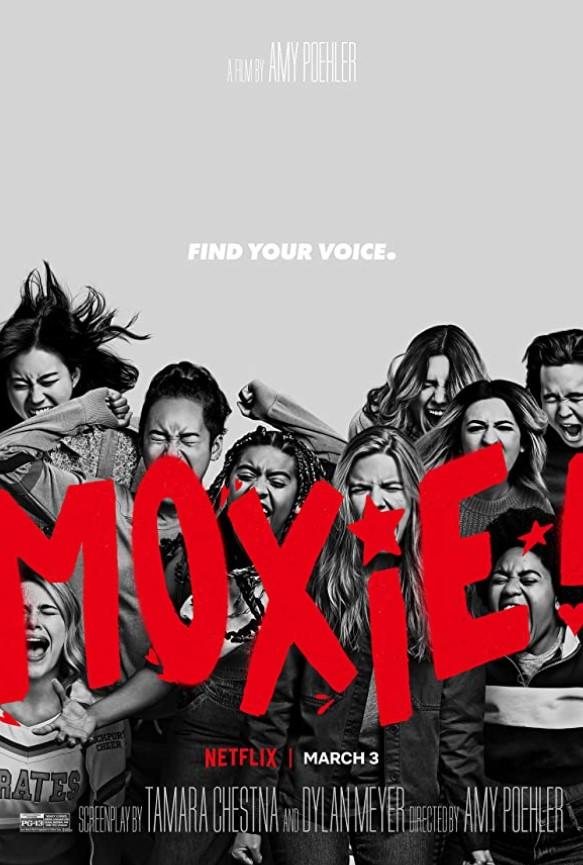 色んな差別と闘う女性の物語…Netflix映画モキシー ~私たちのムーブメント~(感想)