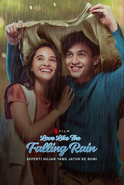 一途な恋とおしゃれな雰囲気…Netflix映画恋は降りしきる雨のよう(感想)