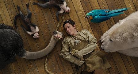 トミーと動物たち