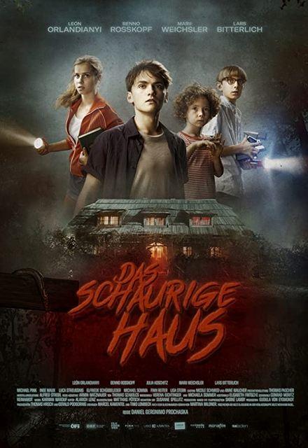 スリラー気味、少年たちが家の呪いに立ち向かう…Netflix映画ストレンジ・ハウス呪われた家の秘密(感想、その他)