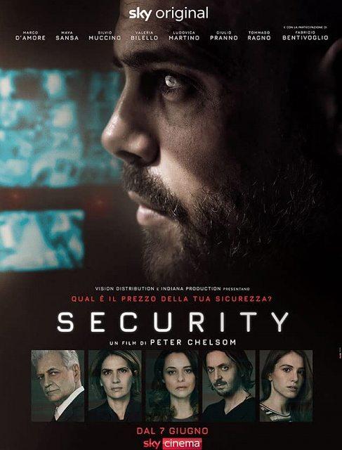 色んな秘密が入り混じる…Netflix映画安全の対価(感想)