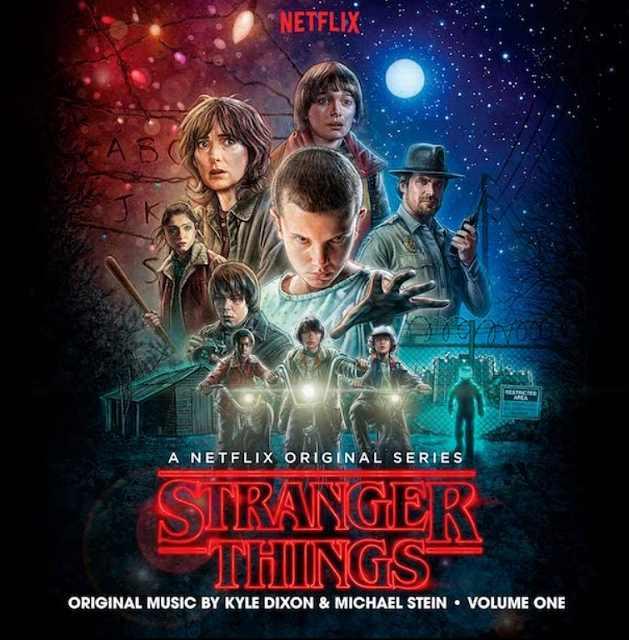 感想)映画好きが特にハマる面白い海外ドラマ…Netflixストレンジャー・シングス未知の世界シーズン1