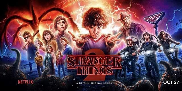 カイグリーンも出演!映画ネタや内容がパワーアップ…Netflixストレンジャー・シングス未知の世界シーズン2