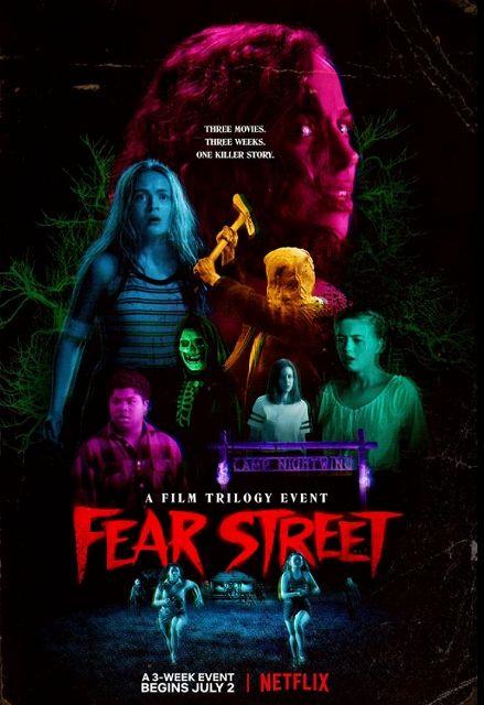 複数の殺人鬼に襲われるスプラッターホラー…Netflix映画フィアー・ストリート Part1 1994(感想)
