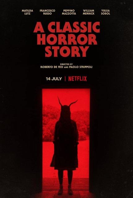 違う!そうじゃない!!ホラーというより皮肉映画…Netflix映画クラシックホラーストーリー(感想)