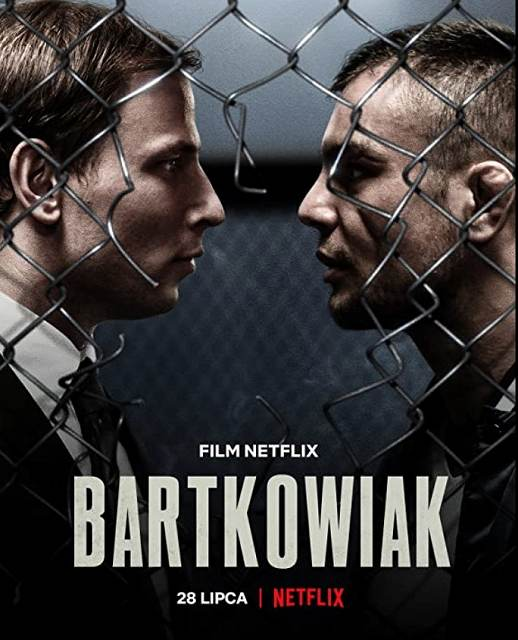 ポーランド発の総合格闘技系B級アクション…Netflix映画バルトコヴィアク(感想)