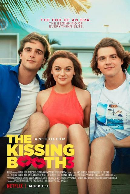 感想評価)シリーズ過去最悪の厄年のエルの運命は如何に…Netflix映画キスからはじまるものがたり3(感想、その他)