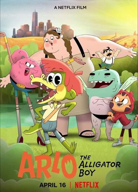 感想評価)色んな優しさで溢れてるミュージカルアニメ映画…Netflix映画ワニ少年アーロの冒険(感想、その他)