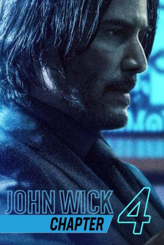 ジョン・ウィック4(2022)