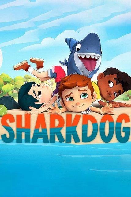 サメと犬の混合とか斬新な設定…Netflixシャークドッグ