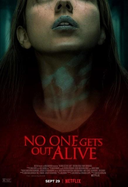 感想評価)霊よりも人が怖いホラー映画…Netflix映画ノー・ウェイ・アウト(感想、その他)