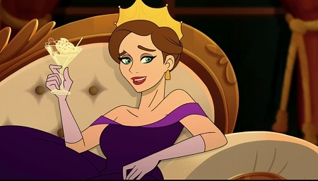 下ネタ大好き王女様