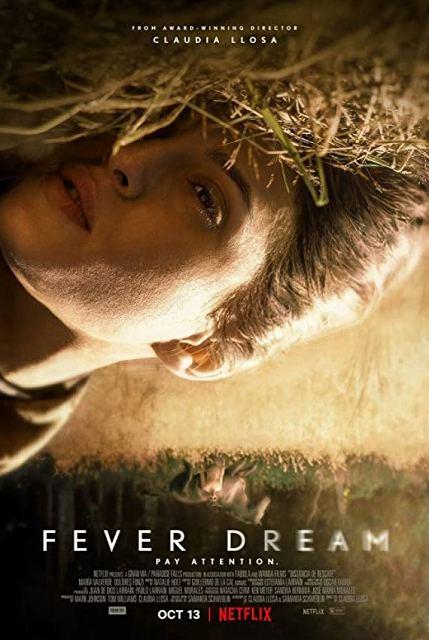 感想評価)かなり特殊なサスペンス映画…Netflix映画悪夢は苛む(感想)