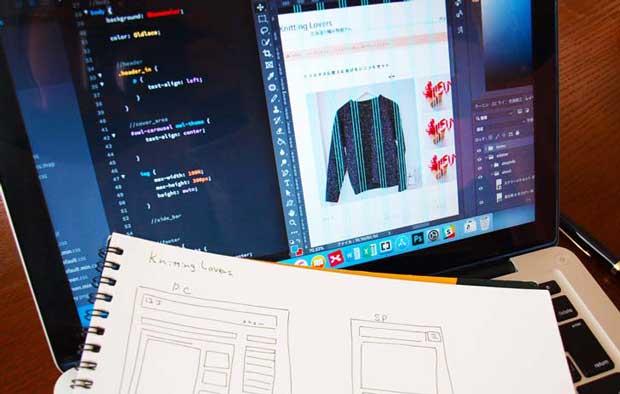 テックアカデミーWebデザインの課題