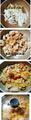[親子丼]4コマレシピ 親子丼