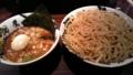 つけ麺(中盛)+アールグレイ味玉@麺屋武蔵 鷹虎