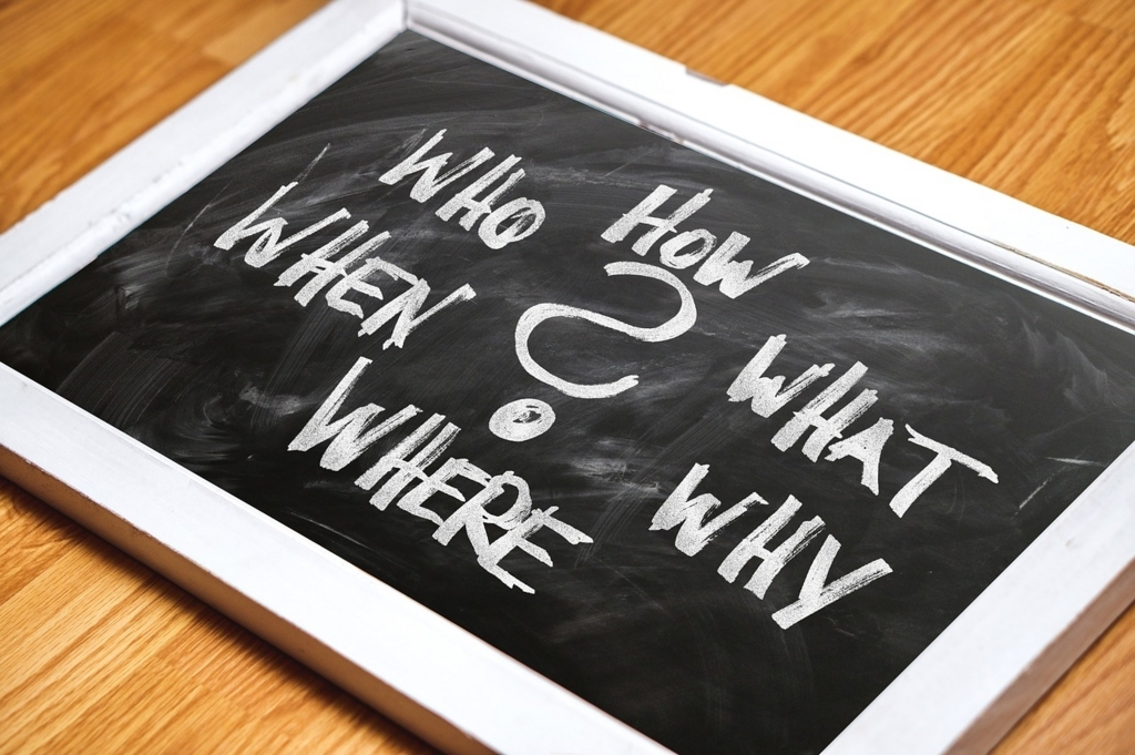ネットワークビジネス会員を見抜くのに有効な5つの質問