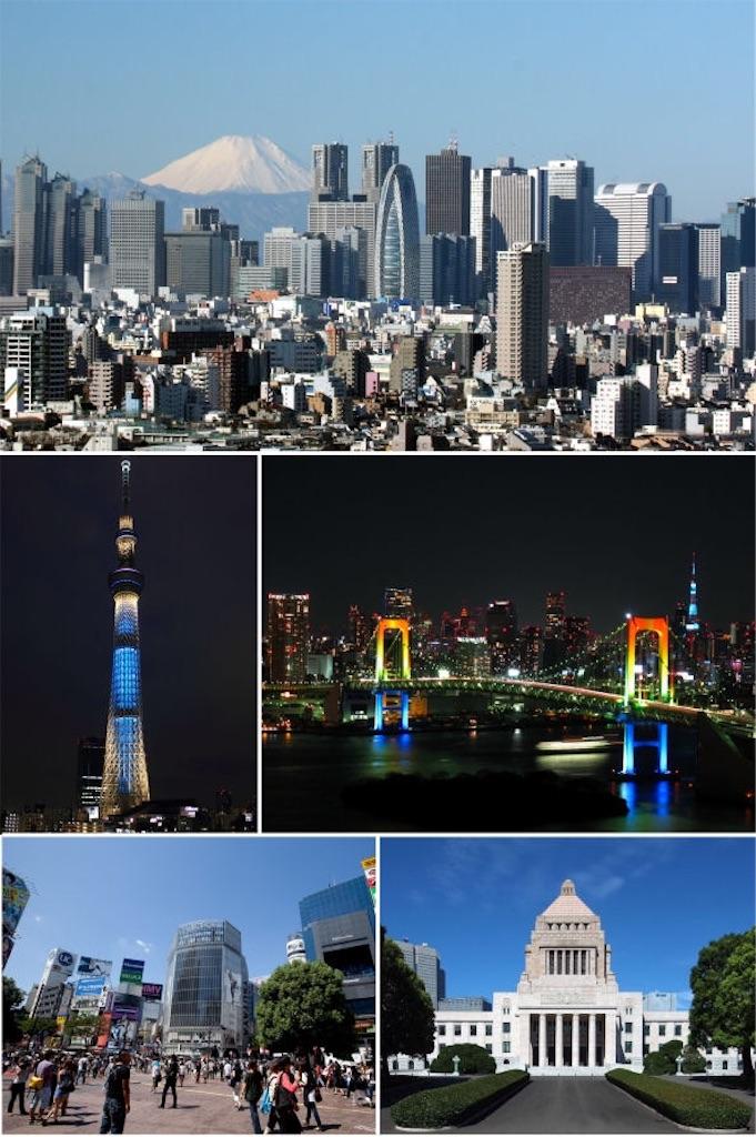 世界三大巨大都市って何? - いつか役に立つかもしれないムダ知識