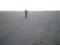 初日の出を見るために海へ