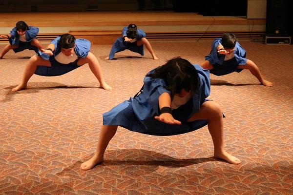 関市武儀地域小学生のソーラン節