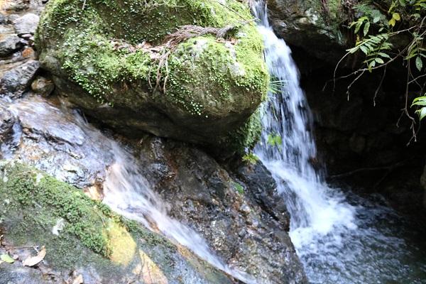 乙女滝が誇る清流温泉