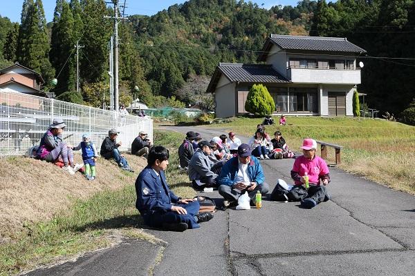 晴天の寺田でランチ