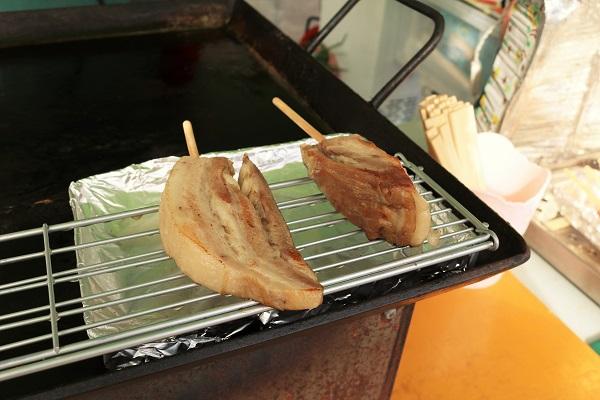 椎茸まつりブース
