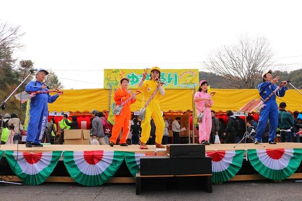 うるぽん歌謡団ショー