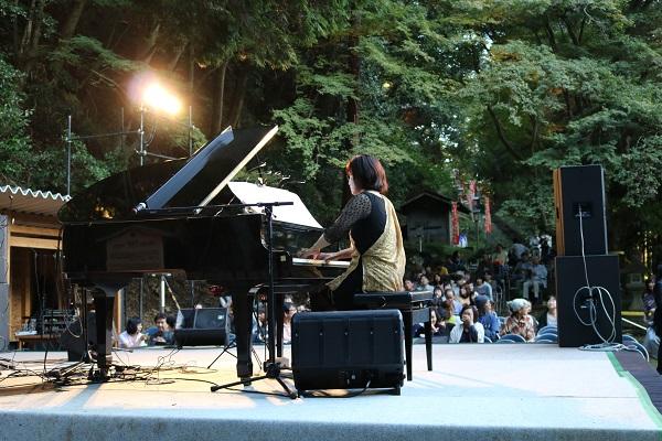 ムーンライトコンサートin高澤ピアノ独奏