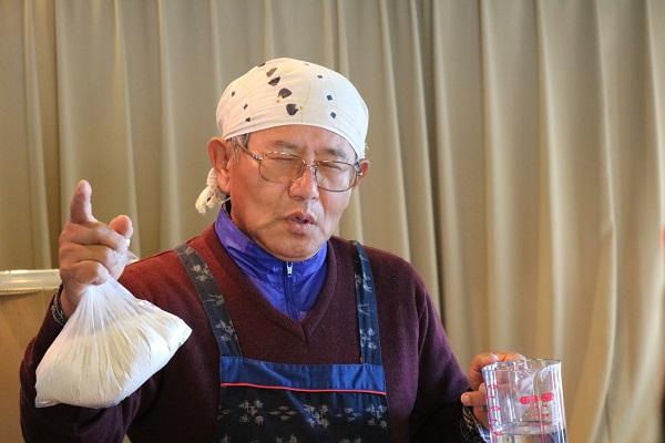 長尾嘉市先生