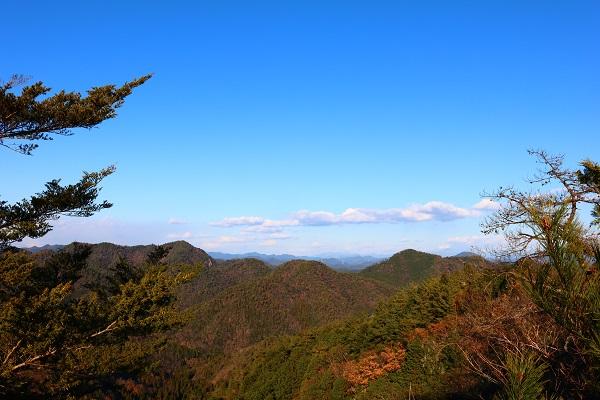 高澤山周辺