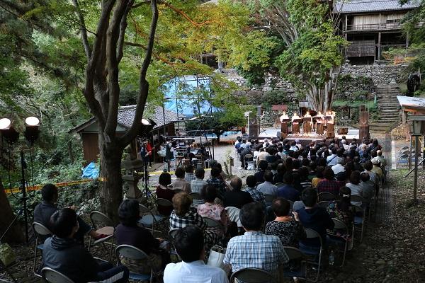 ムーンライトコンサートin高澤2018野沢栄子と四季の詩