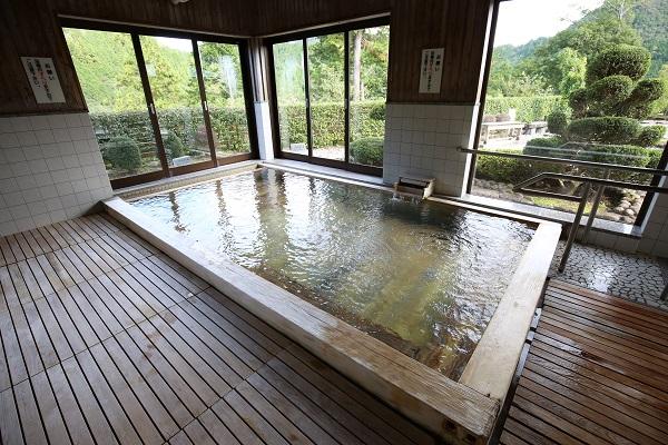 上之保温泉ほほえみの湯木の内風呂