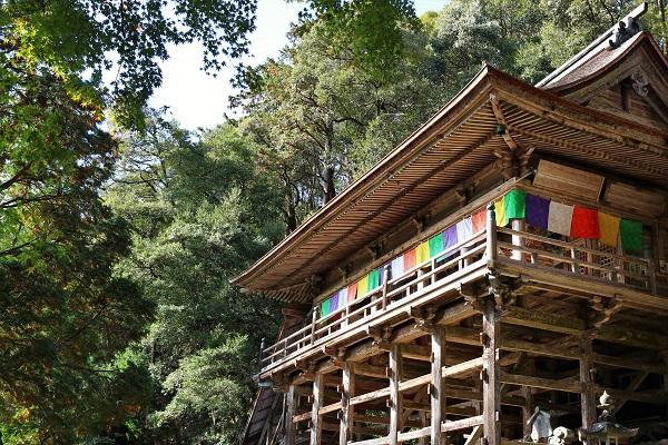 清水寺に似ているため美濃清水